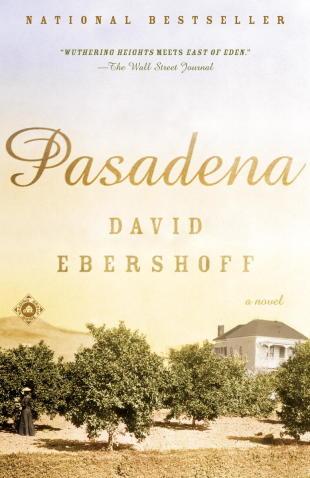 Pasedena Paperback Cover