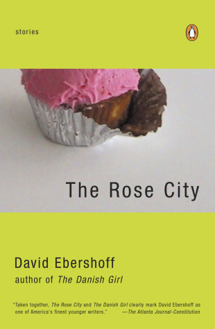 The Rose City Paperback Cover